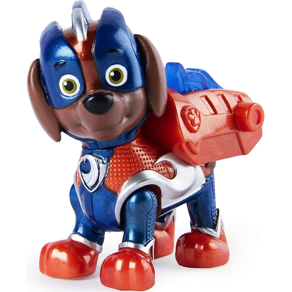 Paw Patrol Mighty Pups Super Paws Figure - Zuma
