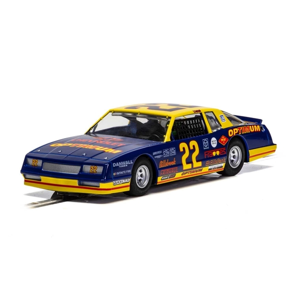Chevrolet Monte Carlo 1986 Optimum No22 1:32 Scalextric Super Resistant Car