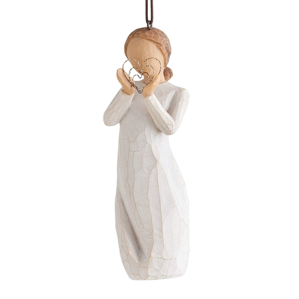 Lots of Love (Willow Tree) Hanging Ornament