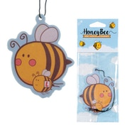 Honey Learner Design Honey Fragranced (Pack Of 6) Air Freshener