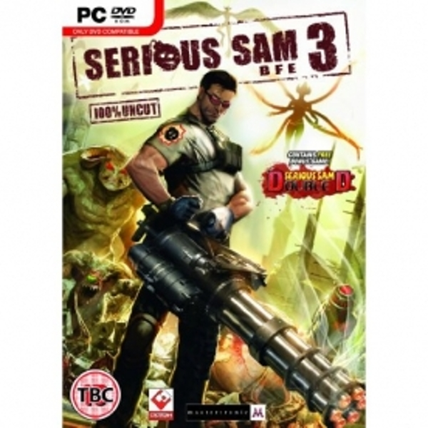 Serious Sam 3 Game PC