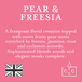 Pear & Freesia (Polka Dot Collection) Tin Candle - Image 2