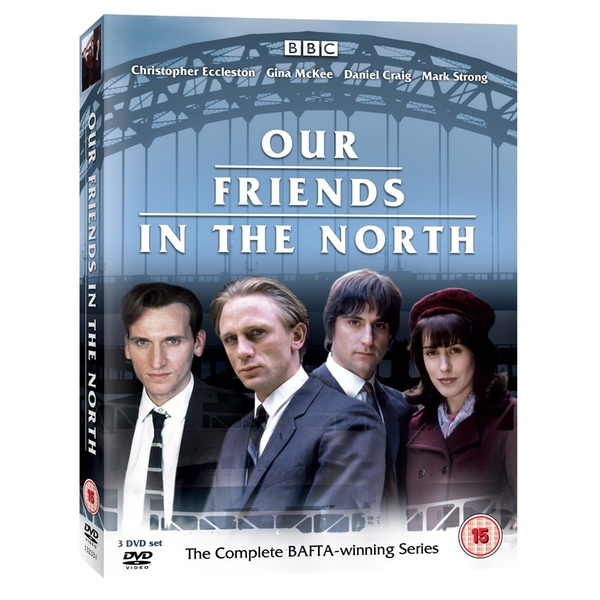 Our Friends In The North DVD 3-Disc Set Box Set