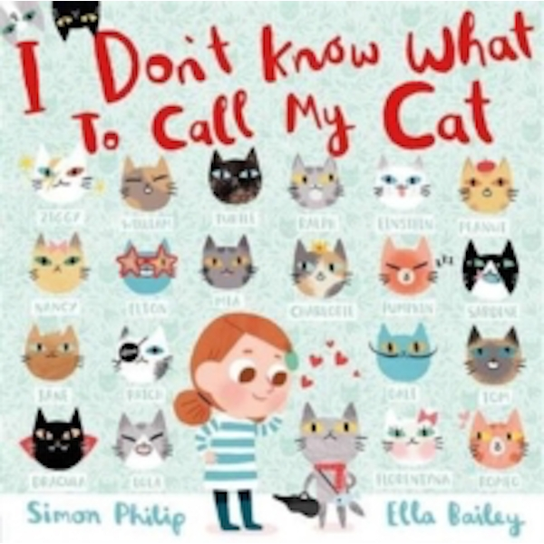 I Don't Know What to Call My Cat by Simon Philip (Paperback, 2017)