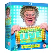 Mrs Browns Boys Live 2012-2015 Blu-ray
