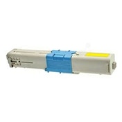 OKI 44973533 Toner yellow, 1.5K pages