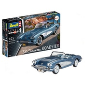 '58 Corvette Roadster 1:25 Revell Model Kit