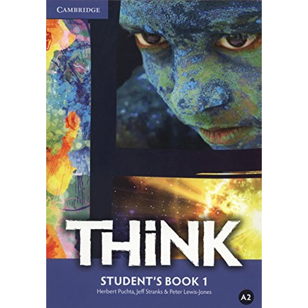 Think Level 1 Student's Book by Jeff Stranks, Herbert Puchta, Peter Lewis-Jones (Paperback, 2015)