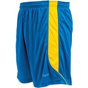 Precision Real Shorts 34-36 inch Royal/Yellow