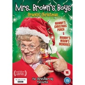 Mrs Brown's Boys: Crackin' Christmas Specials DVD