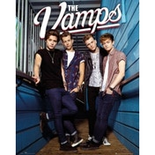 The Vamps Standing Mini Poster