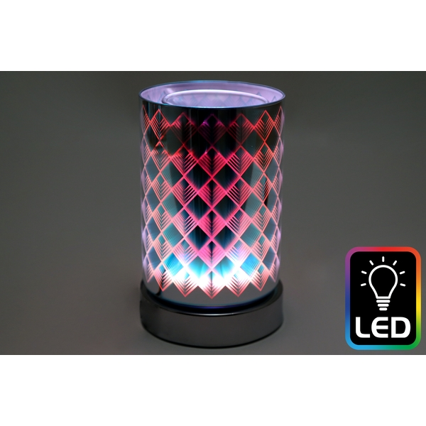 Geo LED Oil Burner (UK Plug)