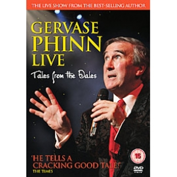 Gervase Phinn - Tales From The Dales - Live