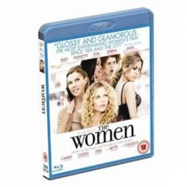 The Women Blu-Ray - Image 1
