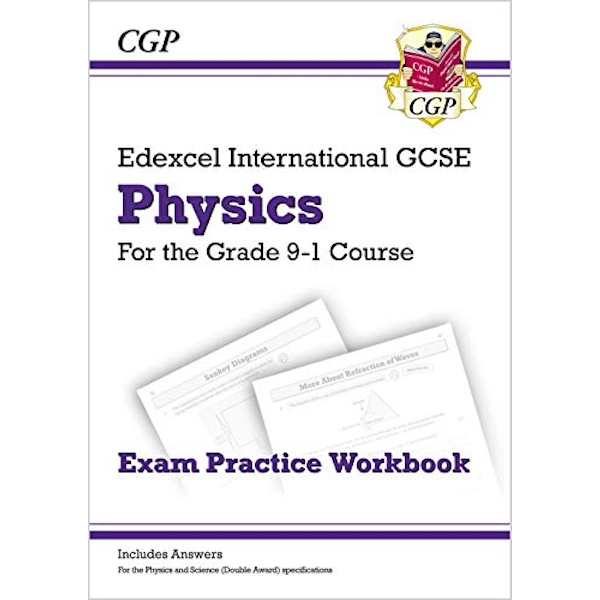 New Grade 9-1 Edexcel International GCSE Physics: Exam Practice Workbook (Includes Answers) by CGP Books (Paperback, 2017)