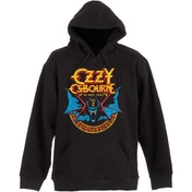 Ozzy Osbourne - Bat Circle Men's XX-Large Pullover Hoodie - Black