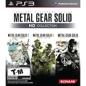 Metal Gear Solid HD Collection Game PS3 (#)