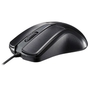 Rapoo N1162 Wired Optical Mouse Black