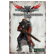 Warhammer 40000 Roleplay Wrath & Glory Combat Complications Deck (55-Card Deck)