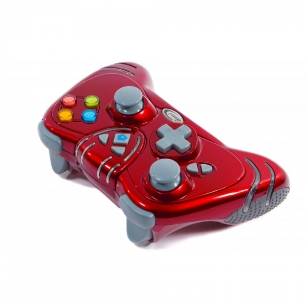 Datel Ruby Red WILDFIRE 2 Wireless Controller Xbox 360 - Image 2