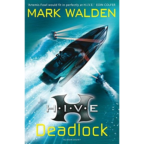 H.I.V.E. 8: Deadlock by Mark Walden (Paperback, 2013)