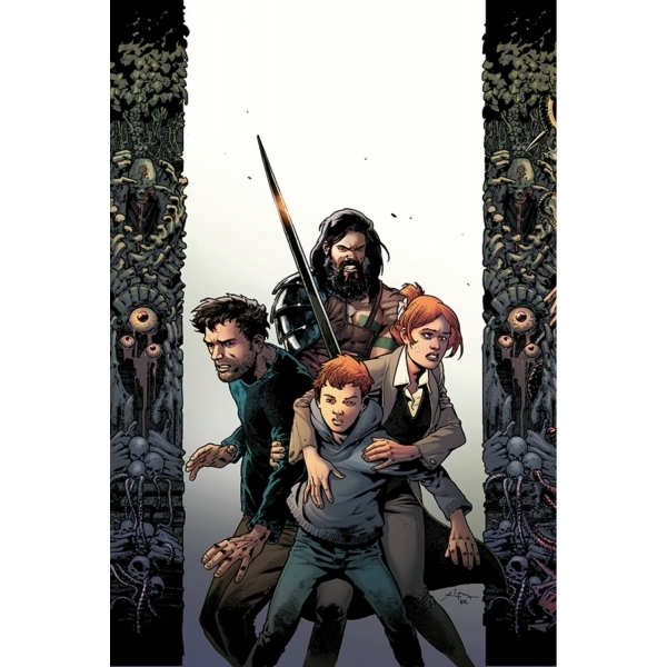 Birthright Volume 1 Homecoming TP