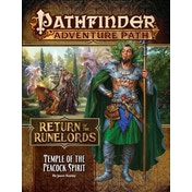 athfinder Adventure Path: Temple of the Peacock Spirit (Return of the Runelords 4 of 6) Paperback
