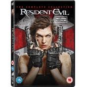 Resident Evil: The Complete Collection DVD