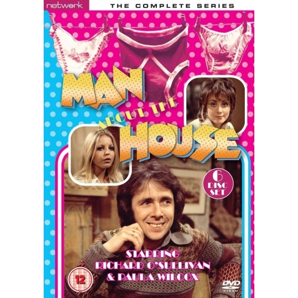 Man About the House - Complete Box Set DVD