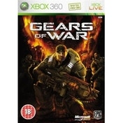 Pre-owned Gears Of War Game Xbox 360 Used - Good