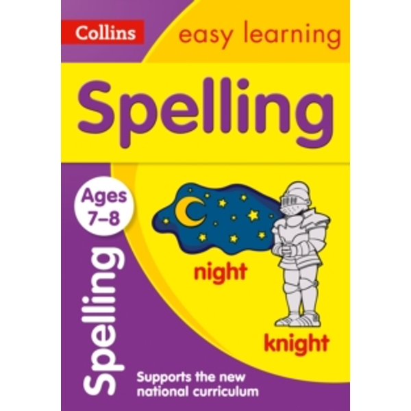 Spelling Ages 7-8: New Edition