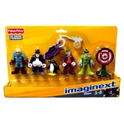 Fisher Price Imaginext Superfriends Villains Set