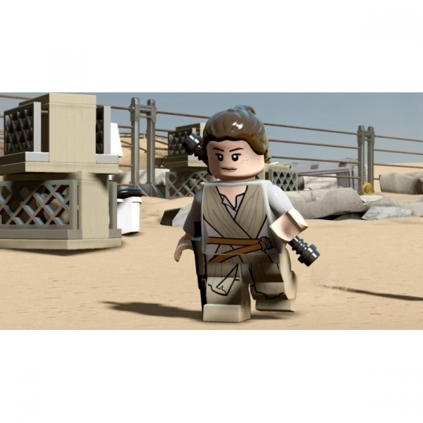 Lego Star Wars The Force Awakens Special Edition Xbox 360 Game (Finn Figure) - Image 2