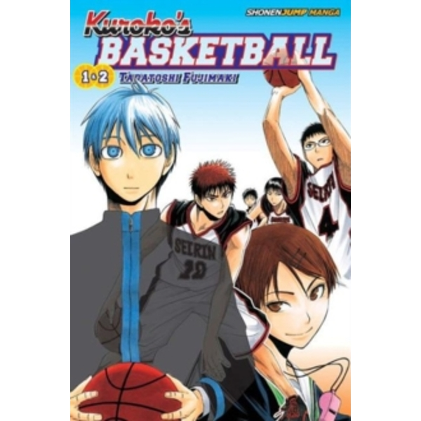 Kuroko's Basketball (2-in-1 Edition), Vol. 1 : Includes vols. 1 & 2 : 1