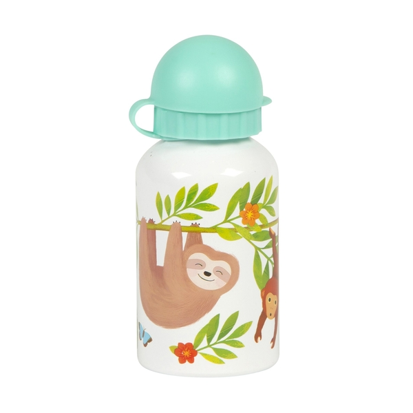 Sass & Belle Sloth and Friends Kids Water Bottle