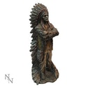 Proud Chief Figurine