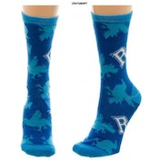 Harry Potter - Ravenclaw Knitted Socks (One size)