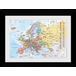 European Map 2017 Collector Print - Image 2