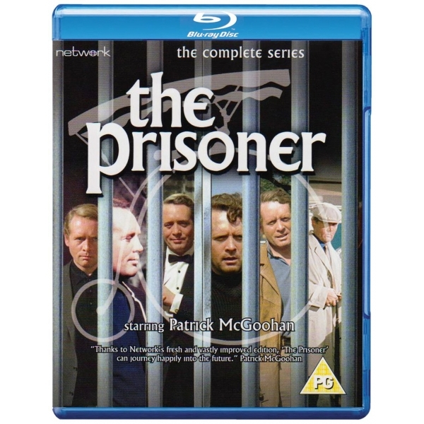 The Prisoner - Complete Series Blu Ray