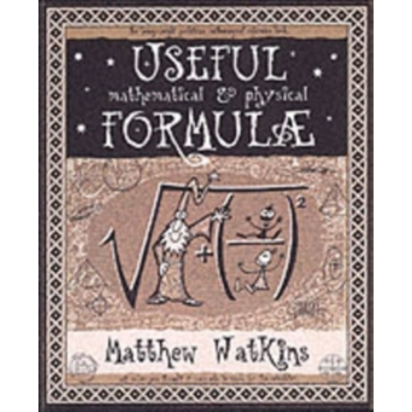 Useful Mathematical and Physical Formulae by Matthew Watkins (Paperback, 2000)