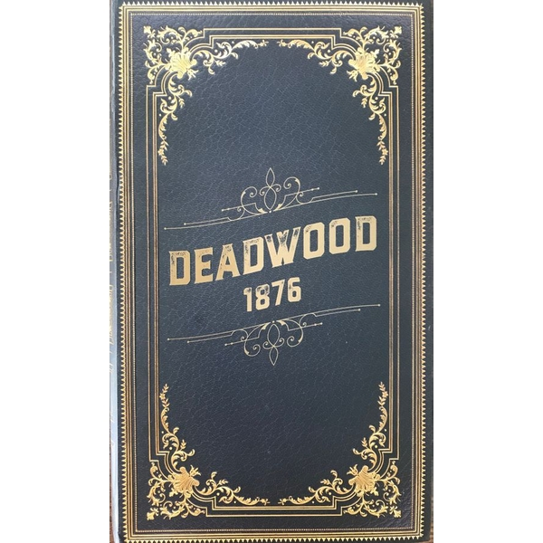 Deadwood 1876 Board Game
