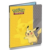 Ultra Pro Pokemon Pikachu 9 Pocket Trading Card Portfolio