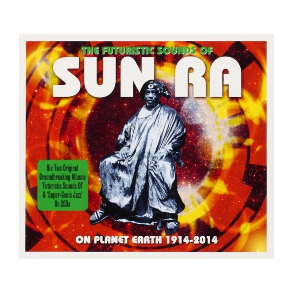 Sun Ra - The Futuristic Sounds Of Sun Ra Music CD