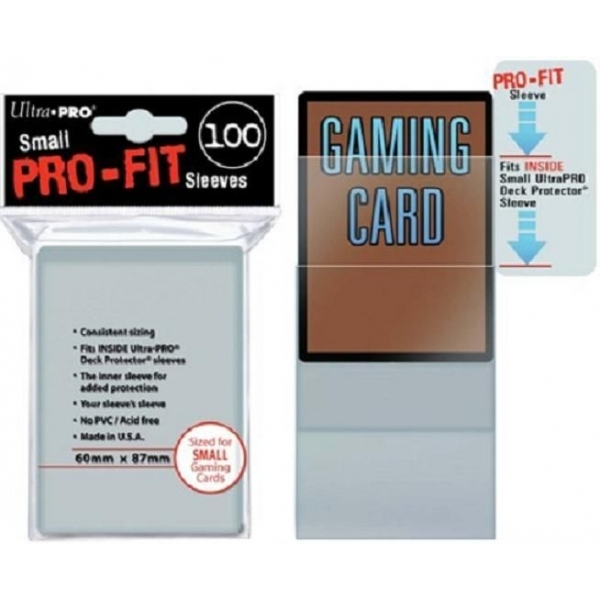 Small Pro-Fit 100 Card Sleeve