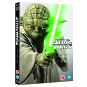 Star Wars: The Prequel Trilogy (Episodes I-III) DVD