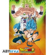 Dragon Ball Broly - Group Maxi Poster