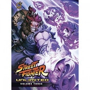 Street Fighter Unlimited  Volume 3: Balance Hardcover