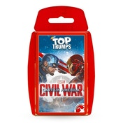Captain America Civil War Top Trumps