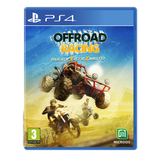 Off Road Racing PS4 Game