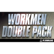 Workman Double Pack (Road Construction & Utility Vehicle) Simulator PC CD Key Download for Excalibur